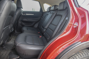 马自达CX-5后排座椅图片