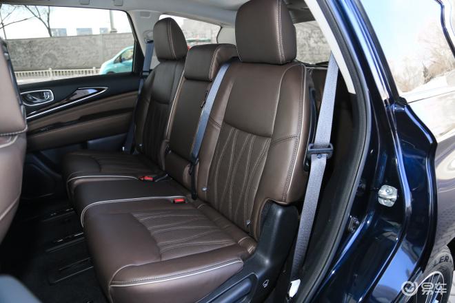 英菲尼迪QX60QX60后排座椅