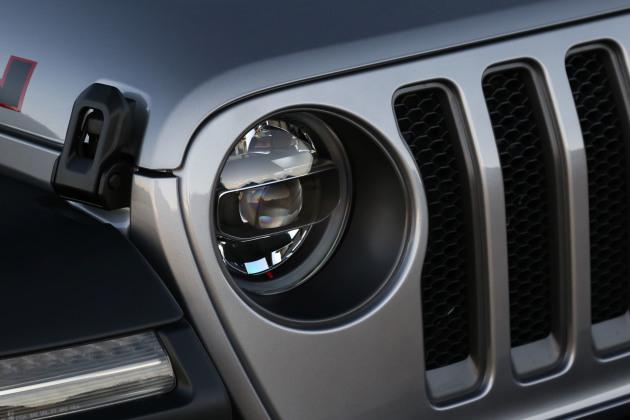 Jeep全新牧马人预售46-54万元 配2.0T+8AT
