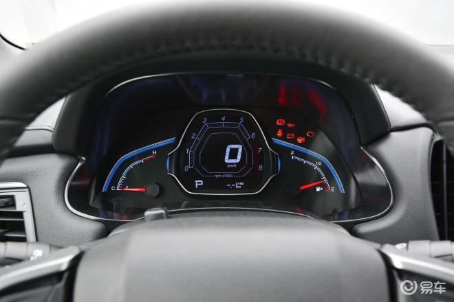 U5 SUVU5 SUV仪表盘