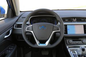 帝豪EV方向盘图片