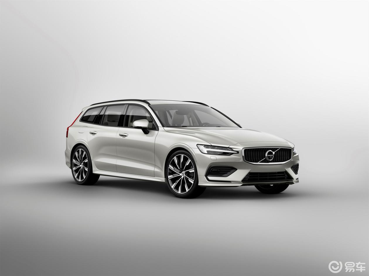 [车展]全新一代沃尔沃V60或8月上市 进口方式引入/基于SPA架构研发