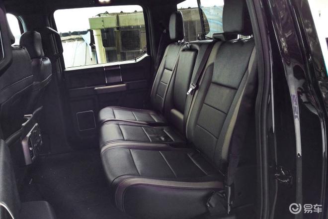 福特F-150F-150后排座椅