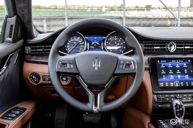 QuattroporteQuattroporte方向盘