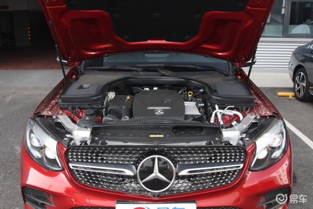 新款奔驰GLC Coupe上市 售价46.38-59.48万元/配置小幅增加