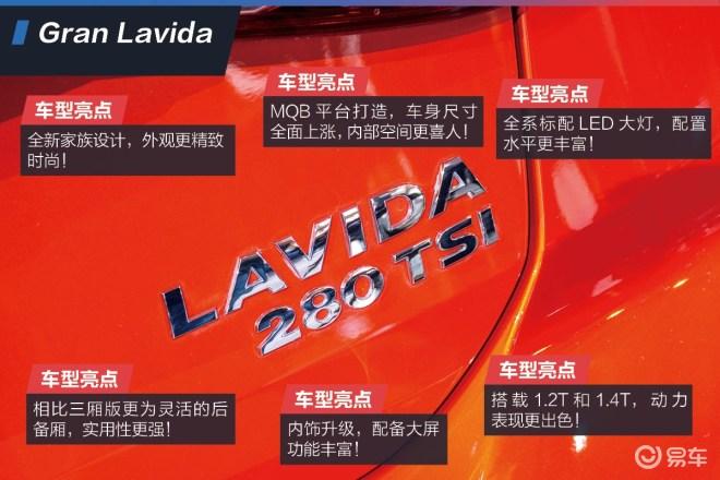 抢先实拍全新大众Gran Lavida 更实用的居家选择了解一下?
