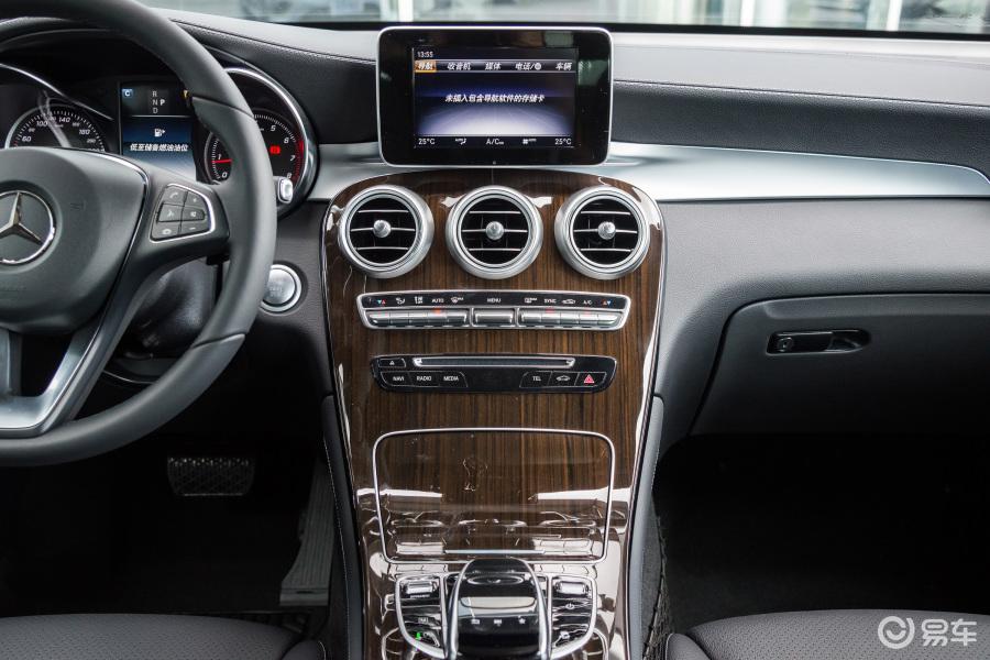 【驾驭GLC级2018款改款GLC2604MATIC豪2005款标致307手动奔驰版图片