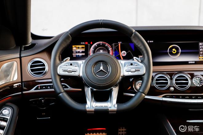 奔驰S级 AMG奔驰S级 AMG方向盘