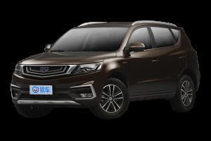 远景SUV 2018款 1.8L 手动 4G互联豪华版