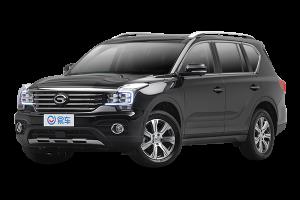 传祺GS7 2017款 320T 四驱 豪华智联版