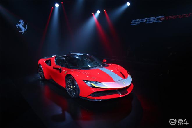 【全款买新车】【SF90Stradale】上新法拉利新能源SF90Stradale报价图片参数全信网在线买新车