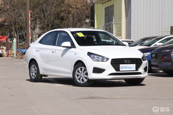【全款买新车】【瑞纳】上新北京现代瑞纳报价图片参数全信网在线买新车