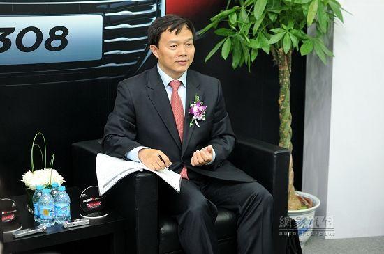 东风标致总经理雷新:308年产销目标10万台
