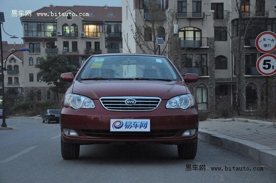 2012款比亚迪F3唐山到店 现车供应