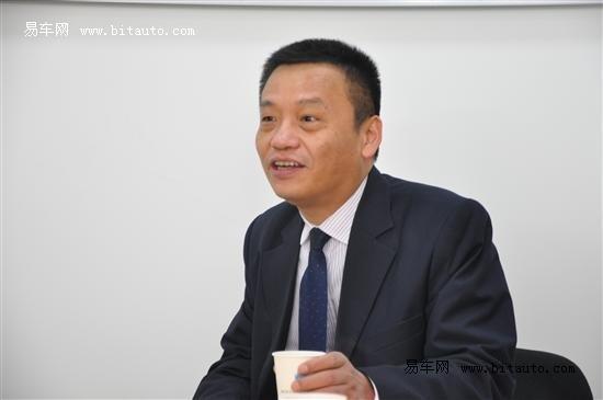 江淮星锐湖北宏天宇总经理王宗文先生专访