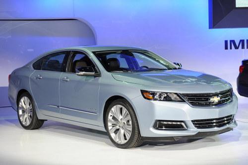 内外焕然一新 新一代雪佛兰Impala发布
