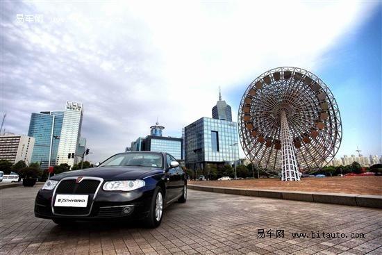 上汽集团 整体魅力亮相2012北京车展