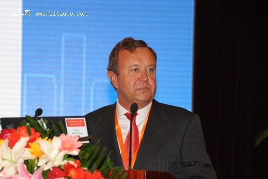 OICA主席:中国汽车行业发展潜力喜人