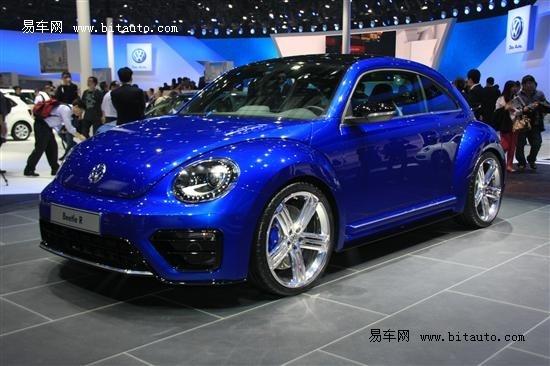大众汽车进口车亮相北京车展 3款新车首发