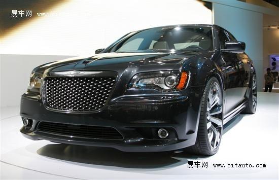 """2012北京车展 克莱斯勒300""""如意""""发布"""