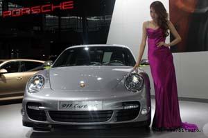 保时捷全新911 Carrera S登场