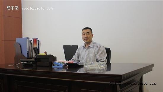 专访进口起亚临汾中盛瑞嘉总经理郑元平