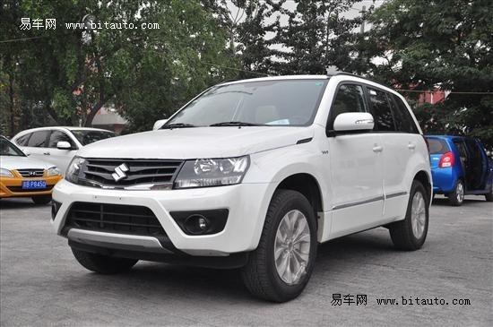 铃木新款超级维特拉北京地区现车到店