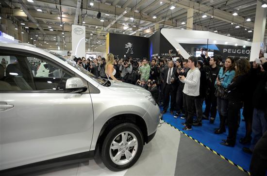 比亚迪S6智利首发 迅速抢占新兴市场