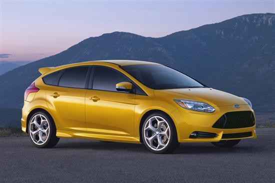 福克斯RS搭载2.3T发动机 预计2014年上市