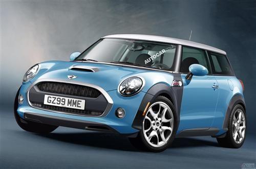 外媒:宝马将在华投产MINI 首款车或为Mk3