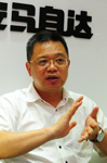 专访长安马自达销售执行副总经理况锦文