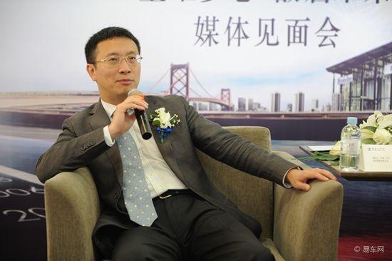 【图文】专访利星行北区首席运营官程凌先生