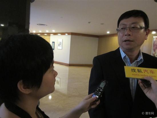 吴新发:东风裕隆今年销量有望达到4万辆