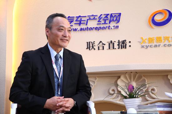 堀川克己:东本针对中国开发全新思铂睿