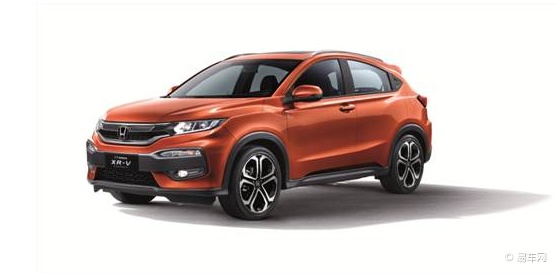 全新思铂睿量产车亮相紧凑型SUV XR-V首发