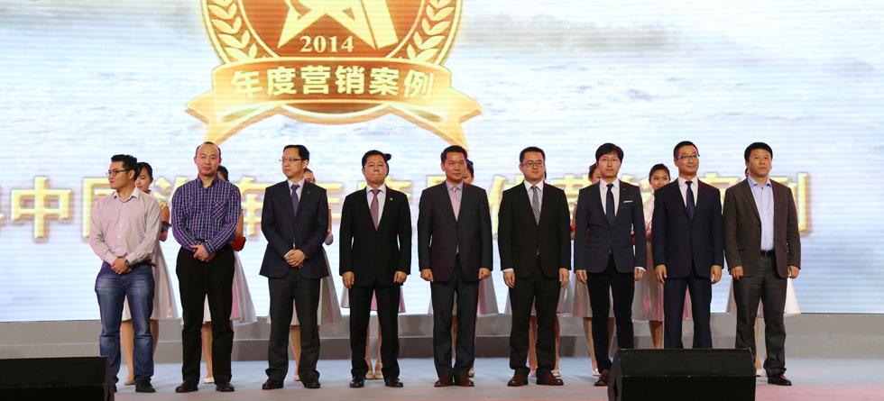 2014中国汽车最佳年度营销案例颁奖