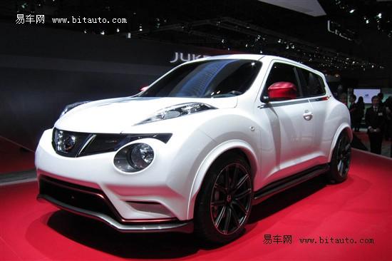 日产Juke NISMO概念车于东京车展亮相