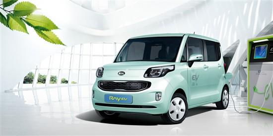 起亚即将发布首款量产电动车Ray EV