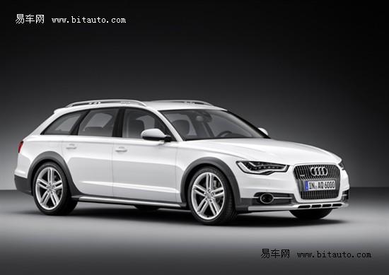 奥迪发布全新A6跨界车型 将引进中国市场