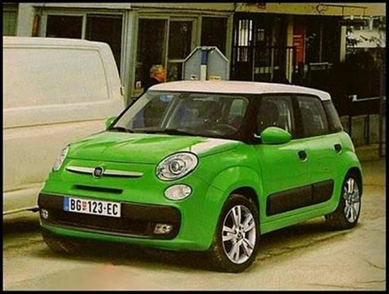 菲亚特将推出小型MPV 首发日内瓦车展