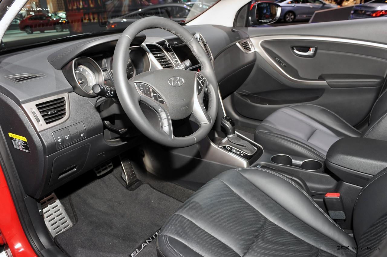 芝加哥/2013 Hyundai Elantra GT(2013款现代新伊兰特GT五门掀背车)...