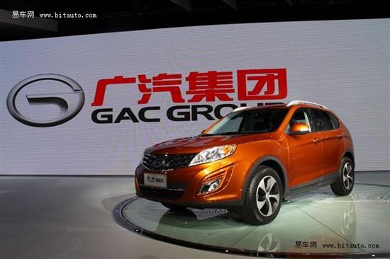 传祺GS5四月上市 2.0升四驱版年内投产