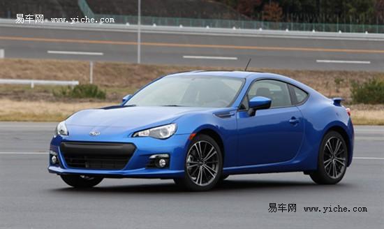 斯巴鲁BRZ在日本创销售佳绩 超初期计划