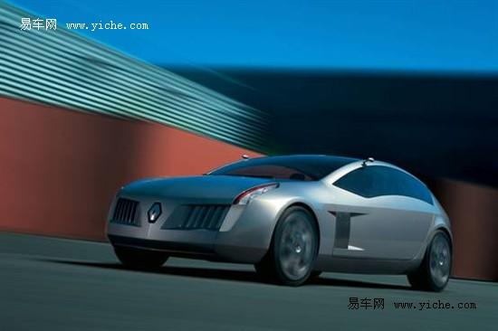 雷诺首款C级Talisman 将在北京全球首发