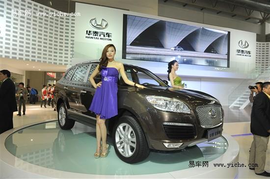 柴油版宝利格车展深圳上市 接受预订