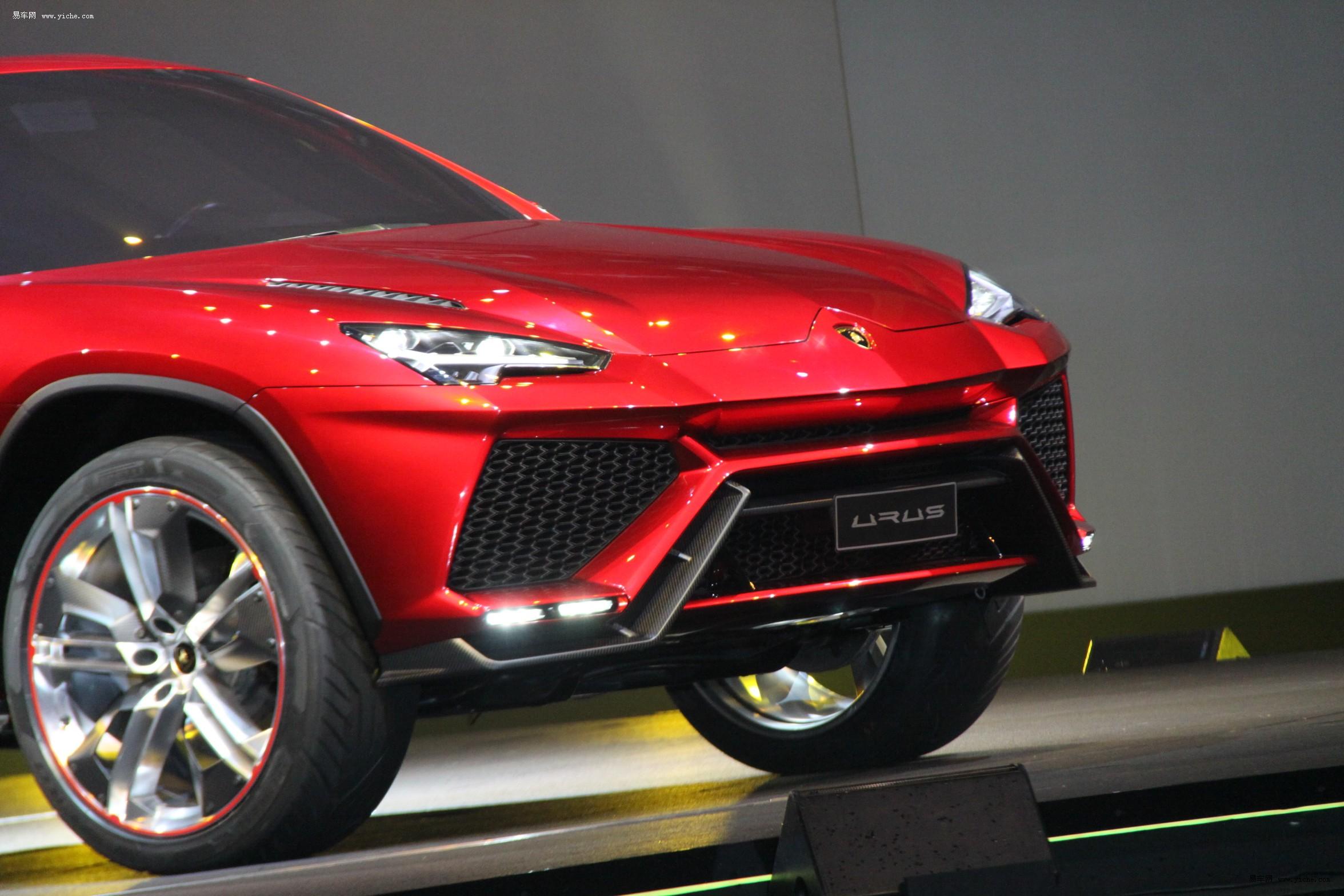 兰博基尼suv概念车urus 天禄奢品 引领中国高品质生活 高清图片