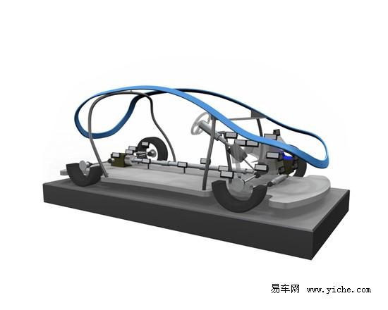 传动系统供应商 捷太格特亮相北京车展