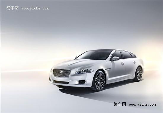 捷豹XJ巅峰创世版亮相2012北京车展