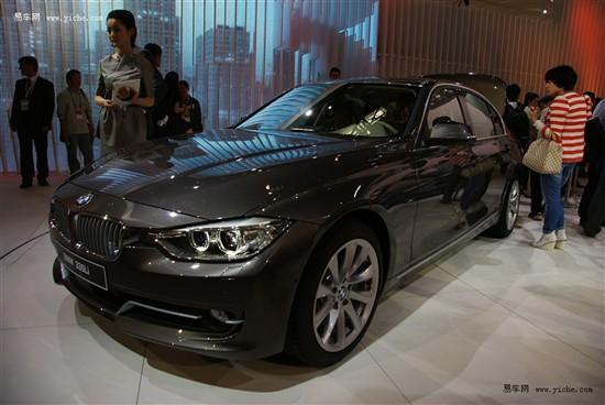 宝马集团11款新车于2012北京车展首发