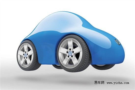 """""""我们相信,'大众自造'是一场献给未来汽车业的伟大尝试.图片"""